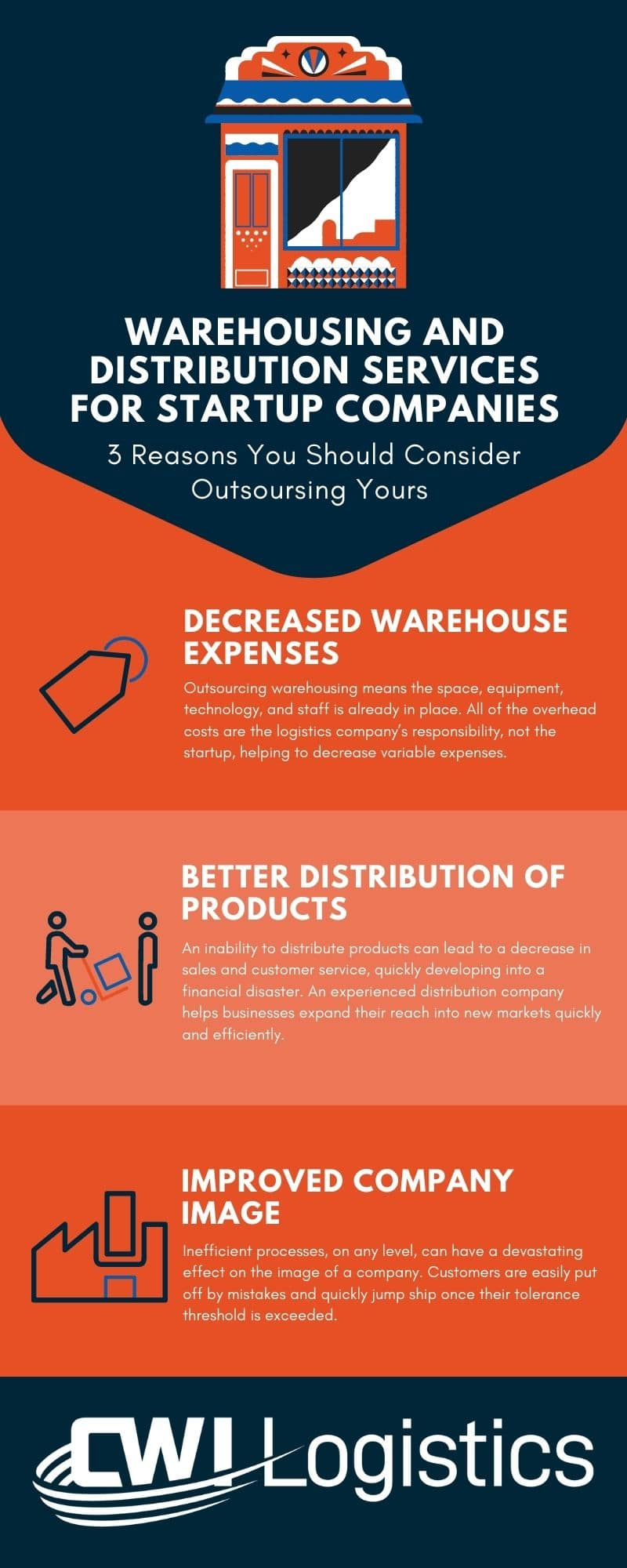 Warehousing and distribution for startups, reasons to consider