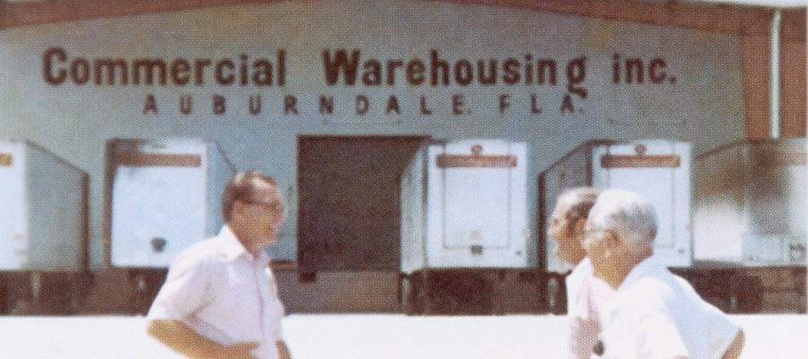 Commercial Warehousing History