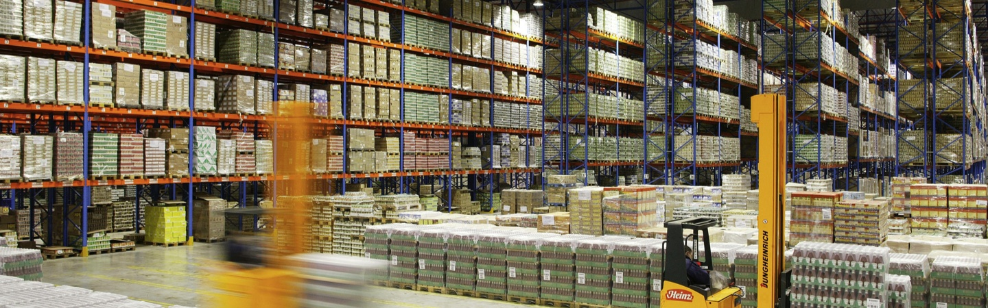 cross docking at public warehouse