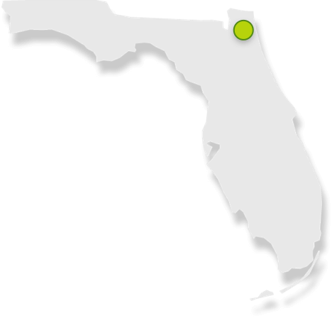 Distribution center locations in Jacksonville, Florida FL for 3PL warehousing